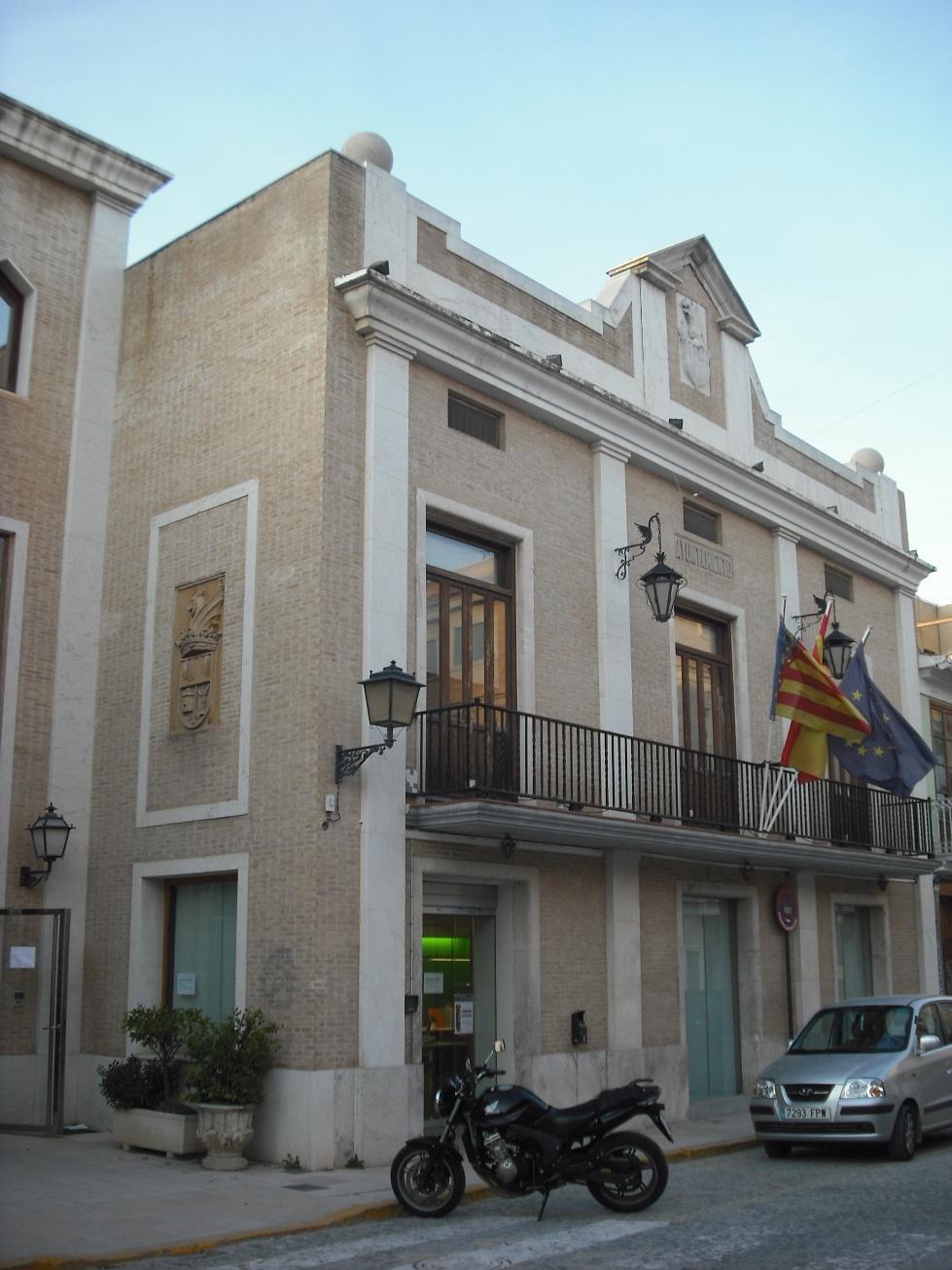 Alboraya. Ayuntamiento