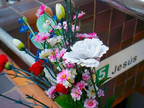 Metro. Estación de Jesús