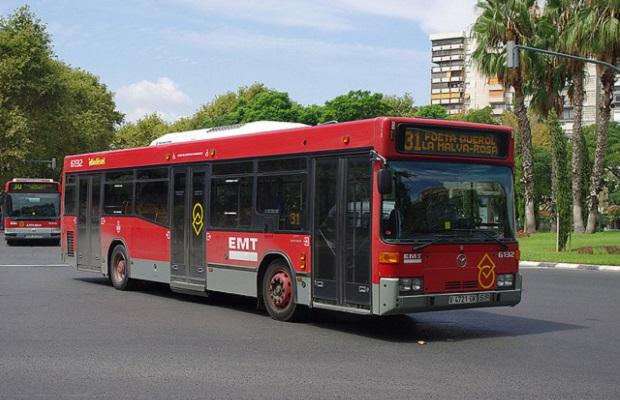 Alboraya. EMT. Linea 31