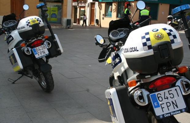 Burjassot. Policia Local