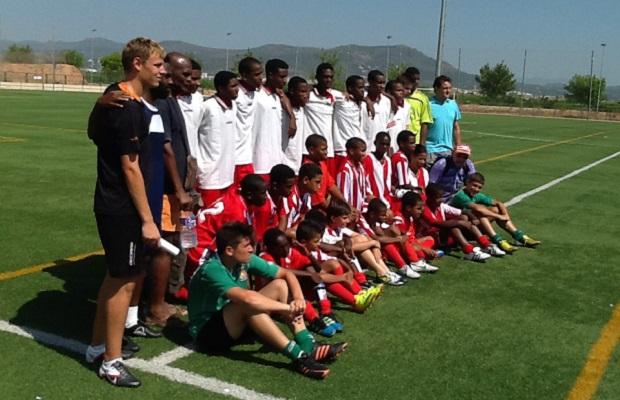 El Puig. equipo Martinica. Camarasa