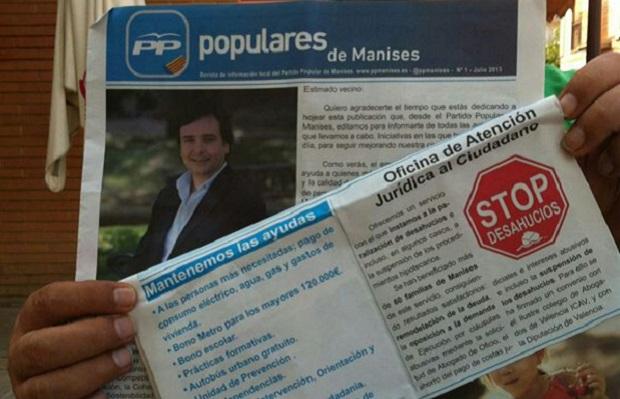 Manises. PAH Horta Sud. PP Manises
