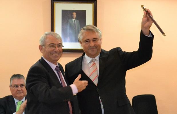Meliana. Pedro Cuesta. Nuevo alcalde de Meliana
