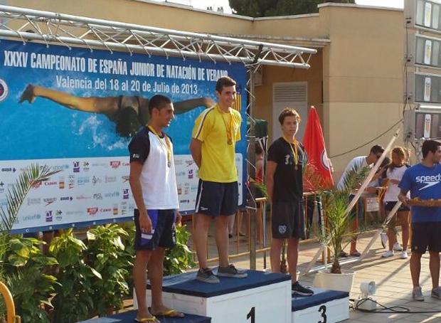 Mislata Sergio Guillén campeón de España junior