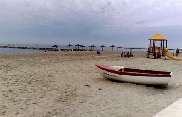 Puçol. Playa