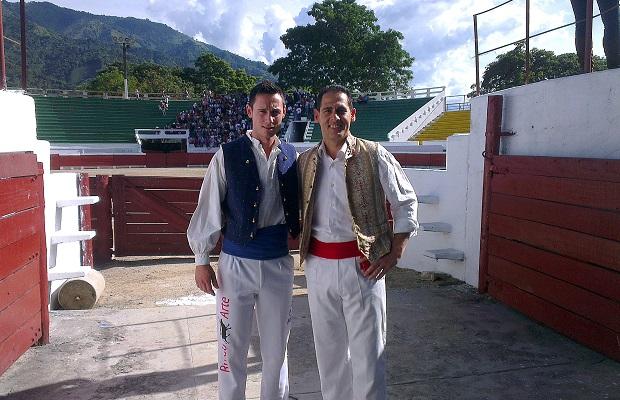 Puçol. Recortadores de Puçol en Colombia