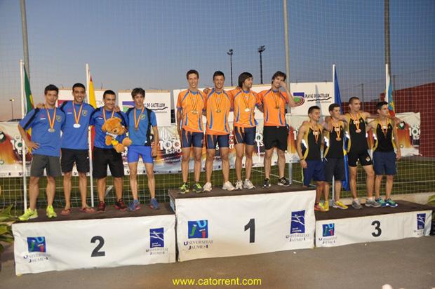Torrent y Silla campeonato España