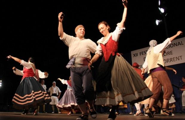 Torrent. XII edición del Festival Nacional de Folklore Ciutat de Torrent