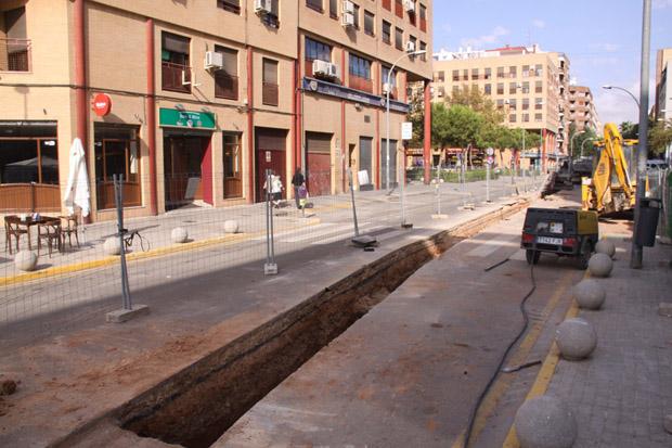 En algunos municipios ya se han realizado actuaciones para subsanar los daños causados.