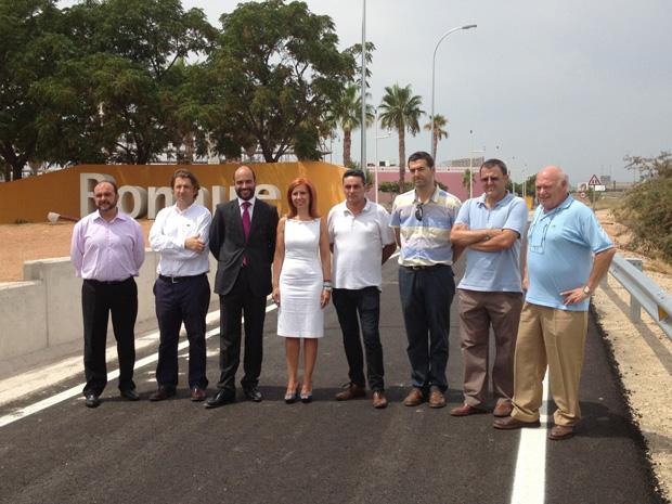 Aldaia Bonaire nuevo vial