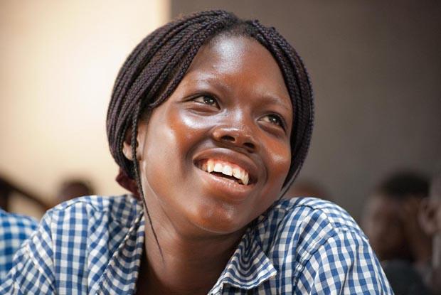Soouabtor Zongo (age 16),  EIBethel Yagma school,  FcbH