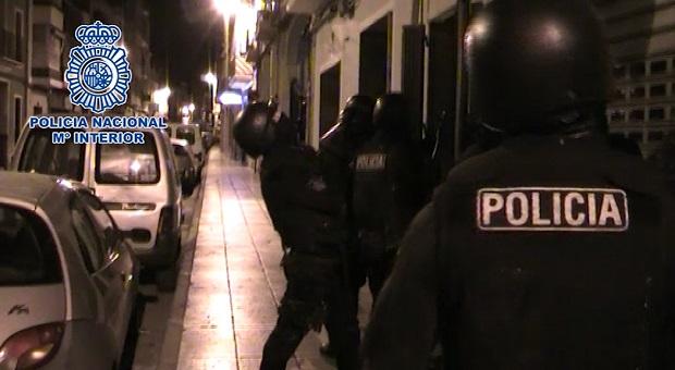 Catarroja. Policia Nacional. Prostitucion. Alzira 1