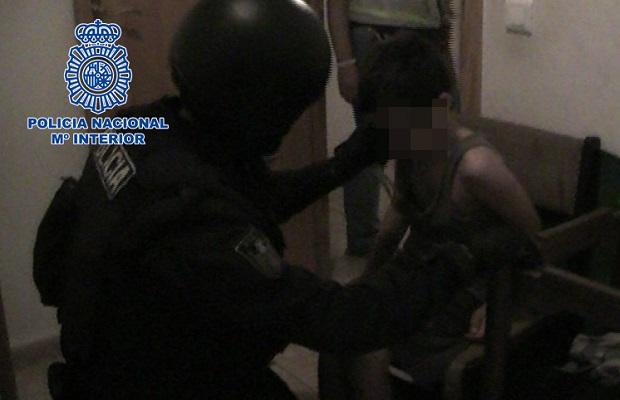Catarroja. Policia Nacional. Prostitucion. Alzira 2
