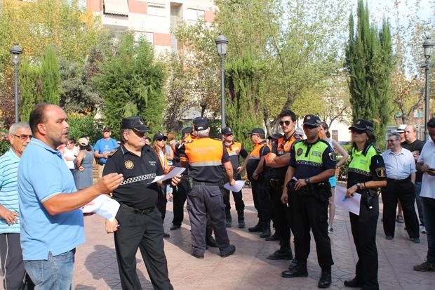 Agentes de la Policía Nacional. Foto de archivo.