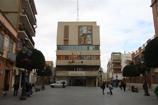 Mislata. Ayuntamiento 1