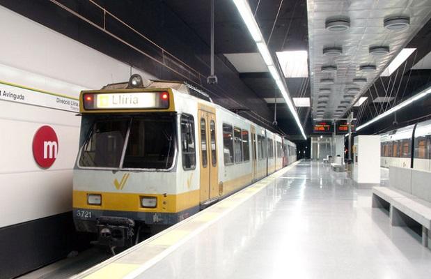MetroValencia. FGV,  Máquinas tarjetas de credito
