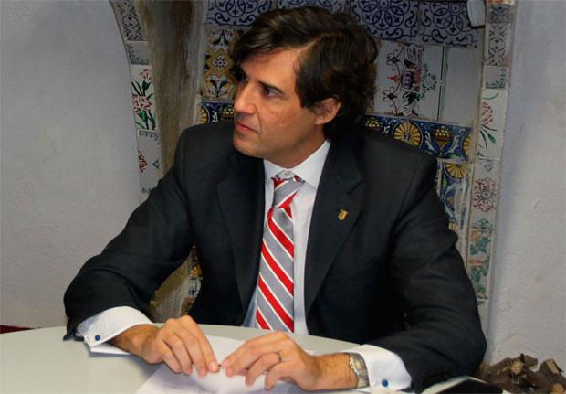 Lorenzo Agustí, alcalde de Paterna
