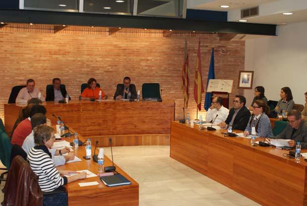 El pleno se trasladará del Ayuntamiento al colegio Ciutat de Cremona.