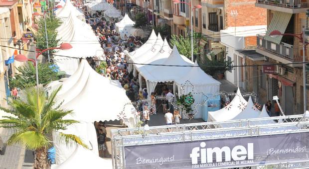 Cada año,  FIMEL atrae a centenares de visitantes.