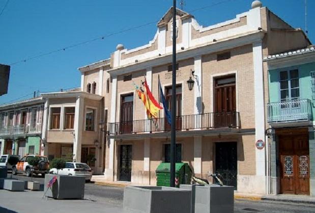 Alboraya. Ayuntamiento Alboraia