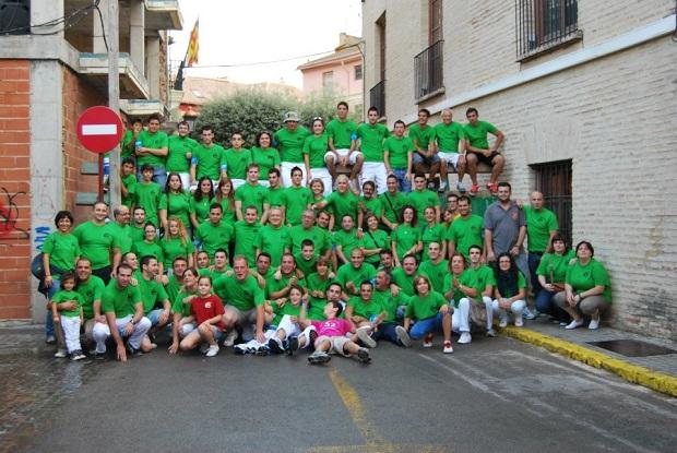 Alboraya. dia de san miguel 2011 peñas