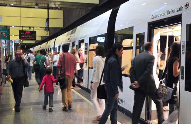 FGV. Metro Valencia