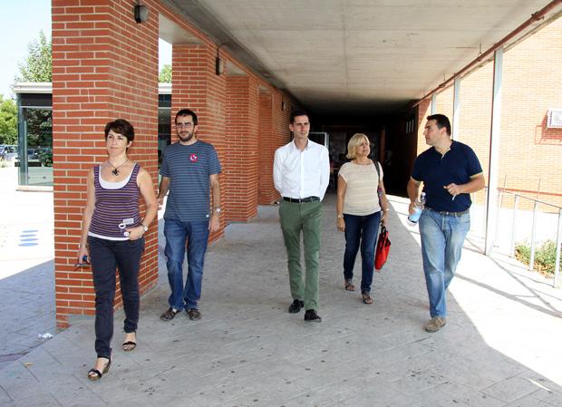 Mislata Visita institutos