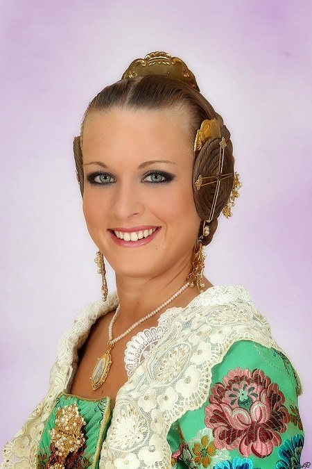 Mislata. Sandra Molins. Falla Antonio Molle- Grerorio Gea