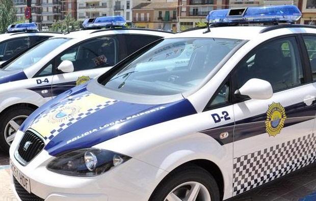 Policía local de Paiporta