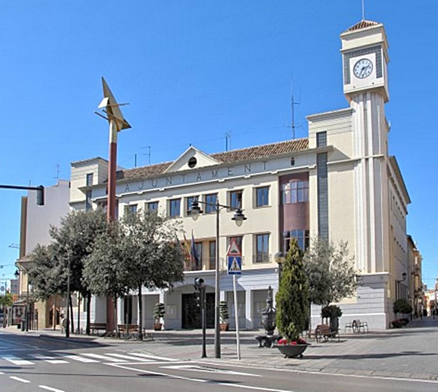 Quart de Poblet. Ayuntamiento