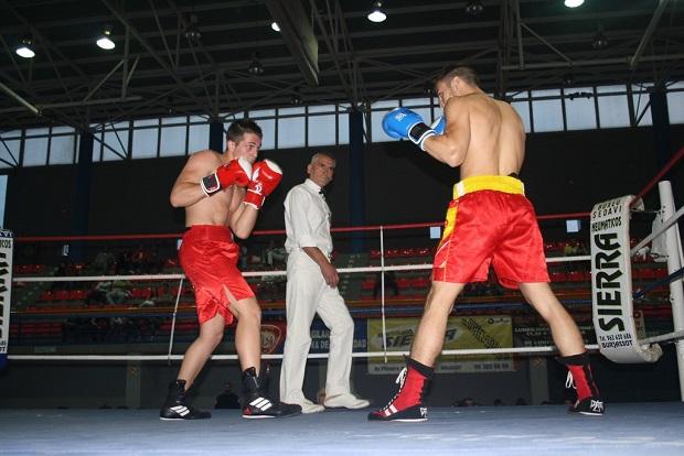 Sedaví. Boxeo