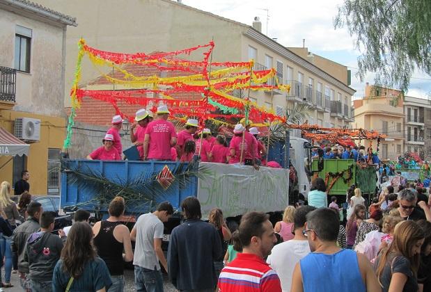 Vinalesa. Festes 2013