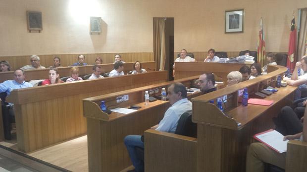 El pleno ha aprobado el convenio de cesión de los terrenos a suscribir con el Ministerio de Defensa.