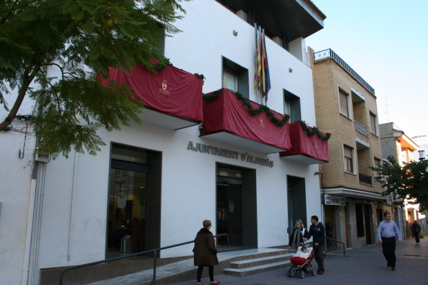 Alaquas. Ayuntamiento