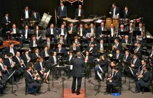 La Societat Artístico Musical de Picassent y la Unió Musical Santa Maria del Puig, al 41 certamen provincial de Bandas de Música