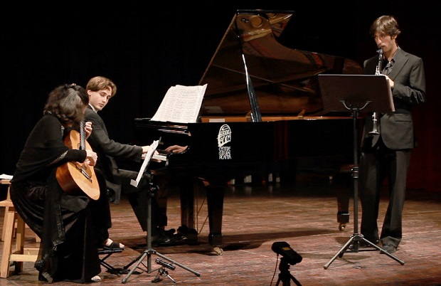 Picanya. Antonio Galera. pianista