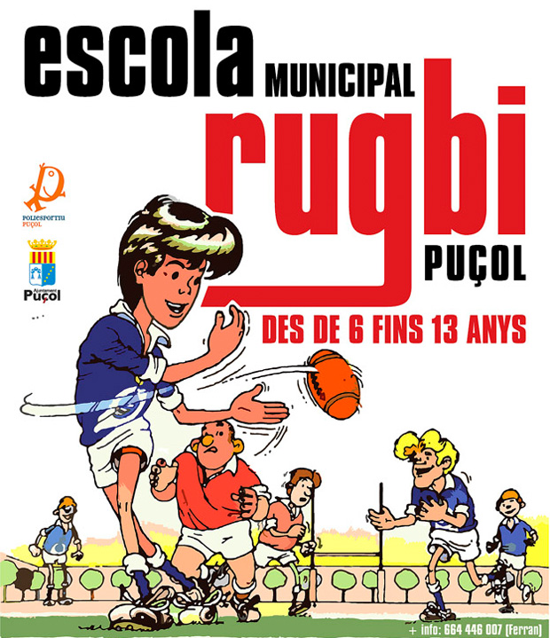 Puçol rugby