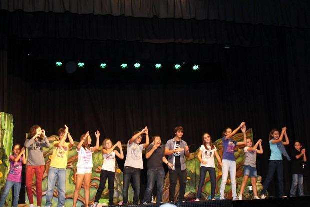 Torrent. Concurs de Teatre Infantil. Junta Local Fallera de Torrent
