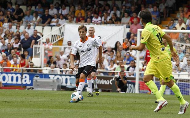 Valencia CF. Canales