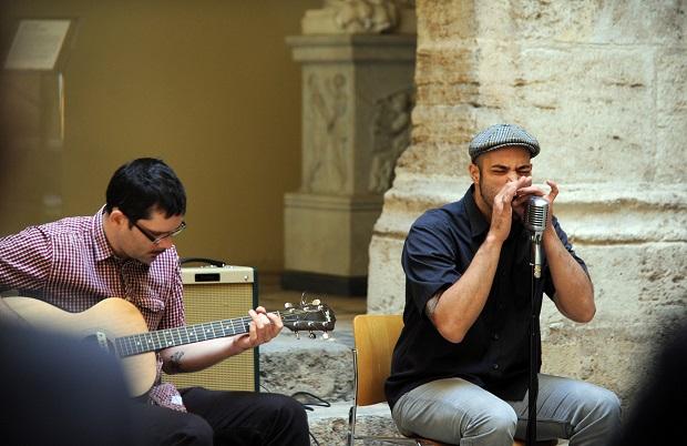 Alboraya. Presentación proyecto' del blanc al blues'