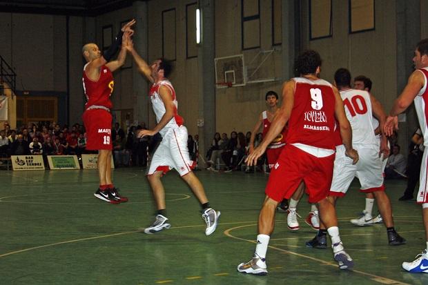 Almassera. CB Jovens Almassera. 2012