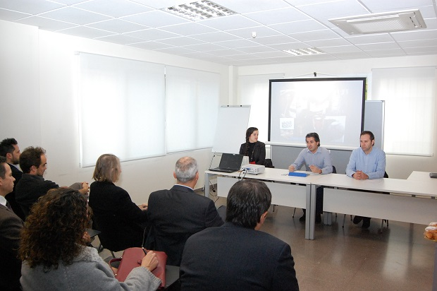 El Puig. networking