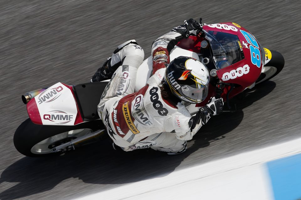 Manises. Elena Rosell. Mundial Moto 2