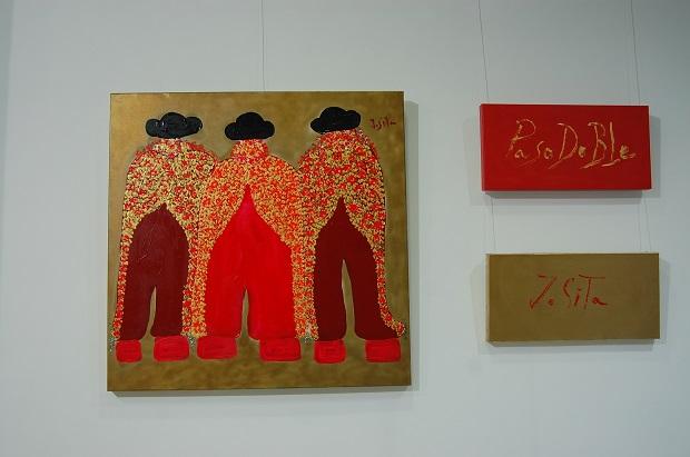 Museros. Exposición Josita Boluda
