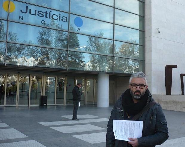 Paterna. Compromis per Paterna. JUANMA RAMON Denuncia Fiscalia Encomana GESPA Marquetin