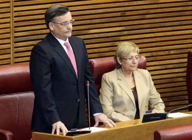Torrent. PP. Vicente Soria. Cortes