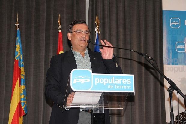 Torrent. PP. Vicente Soria
