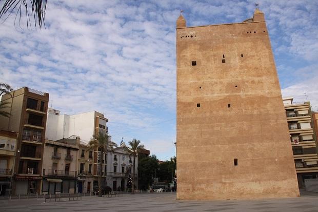 Torrent. Torre de Torrent
