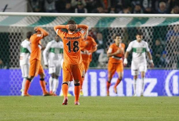 Valencia CF. Elche CF