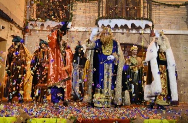Alboraya. Cabalgata de Reyes 2013